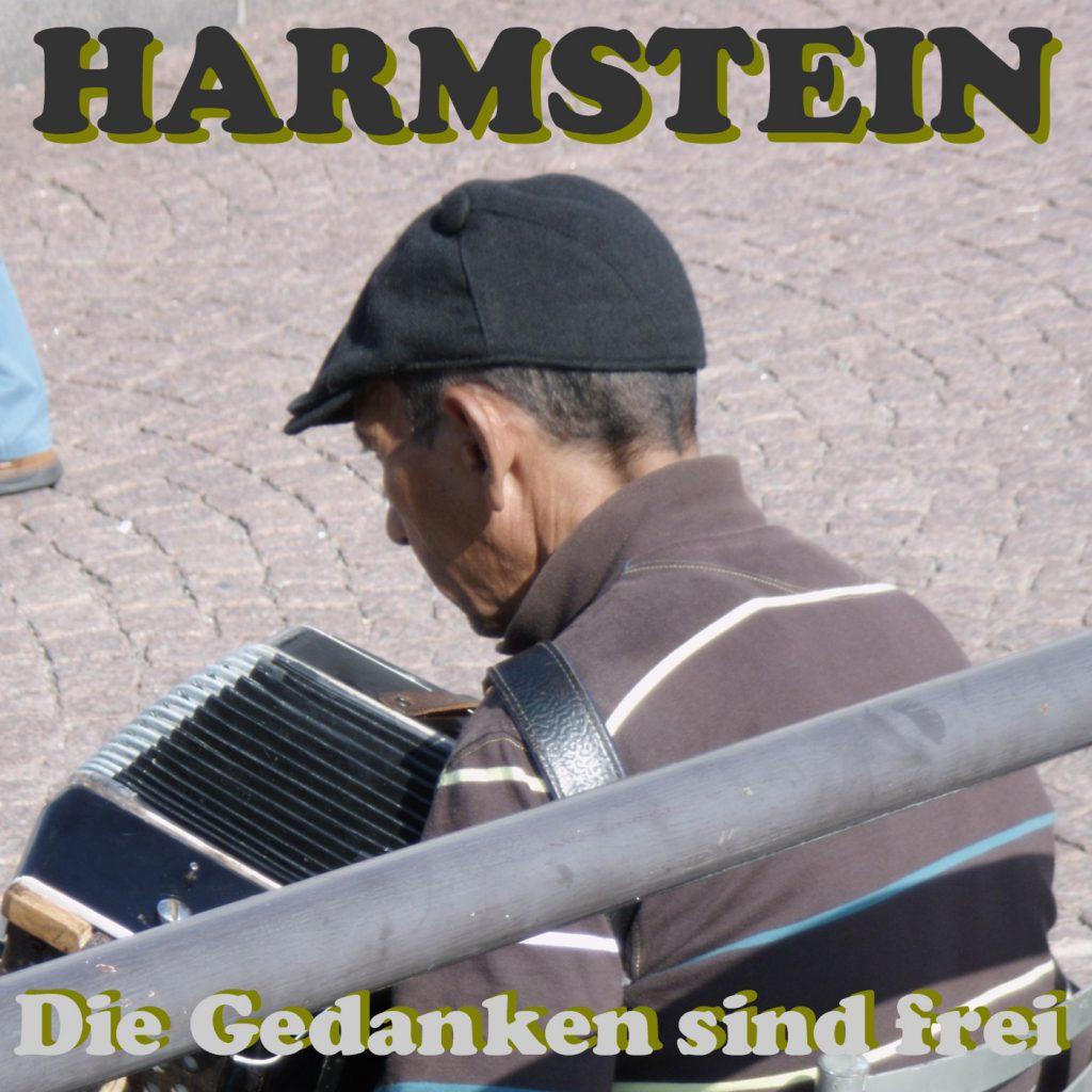 Ronald Harmstein - Die Gedanken sind frei